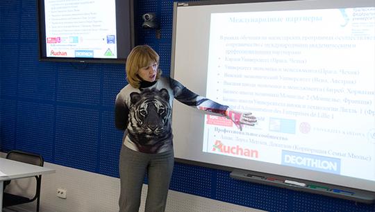 Студенты узнали как получить два диплома и прослушать лекции  Студенты узнали как получить два диплома и прослушать лекции иностранцев